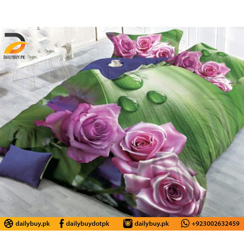 3D Digital Bed Sheet 0501