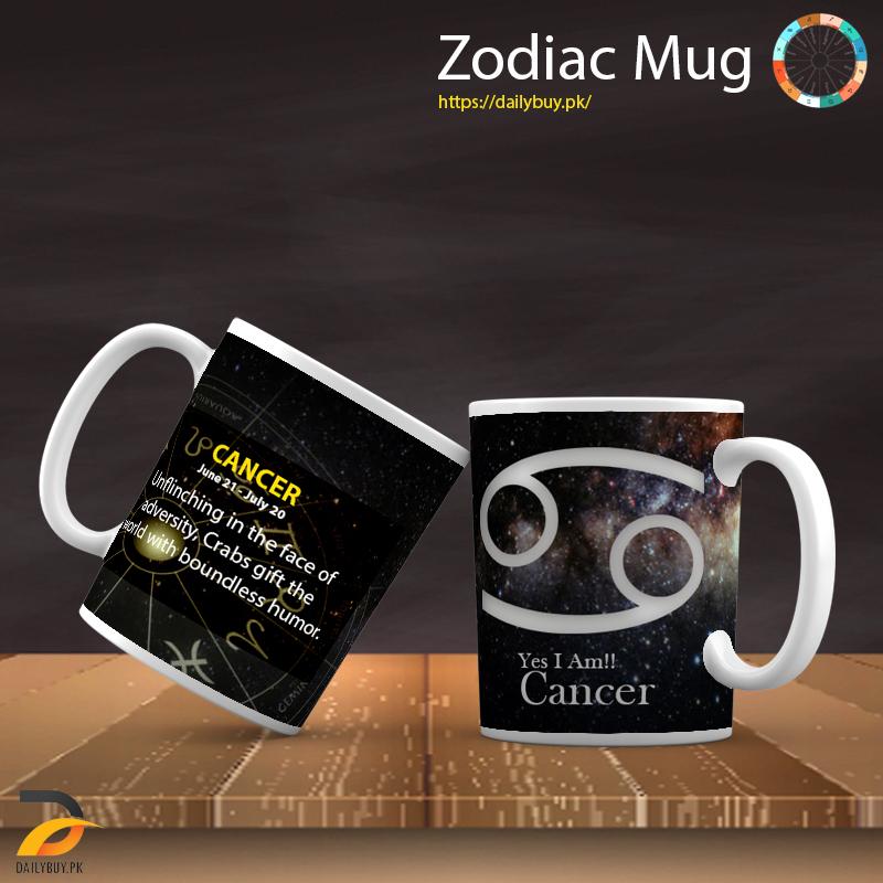 Zodiac Mug - Cancer