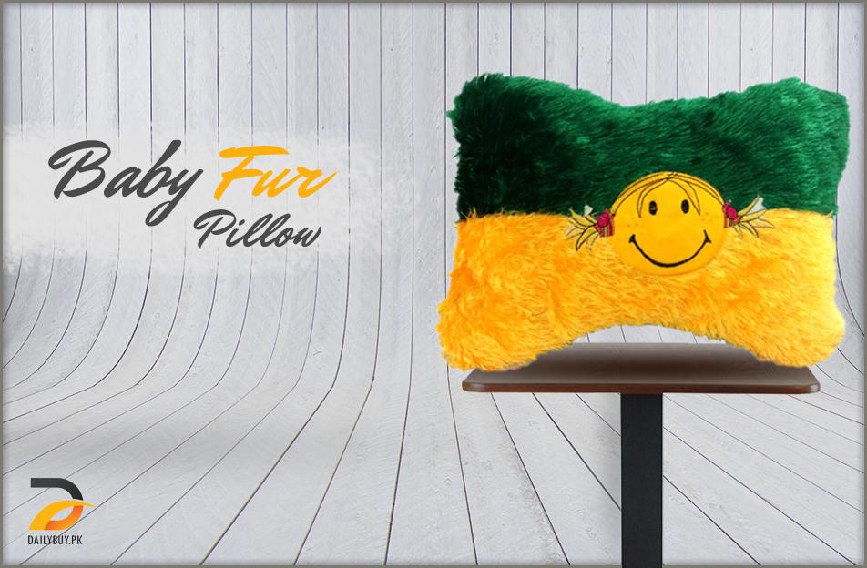Baby Fur Pillow - BP01