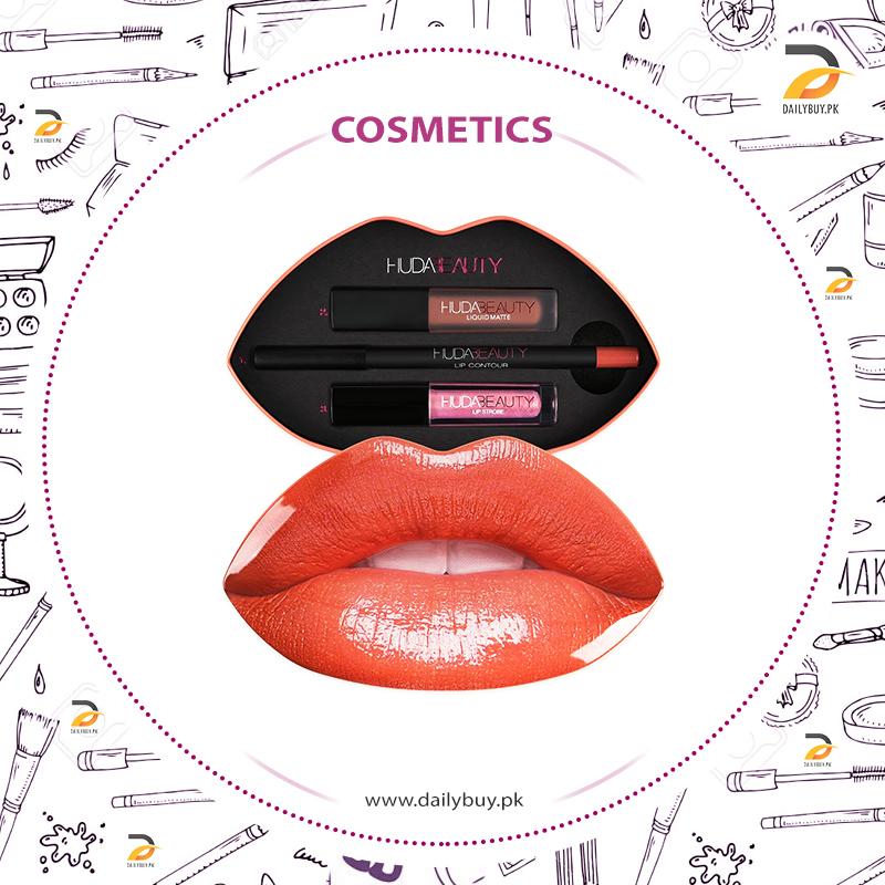 Huda Beauty Lip Box - Trendsetter