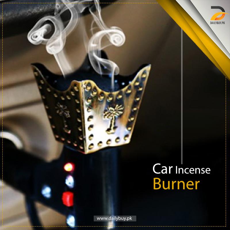 Car Incense Burner