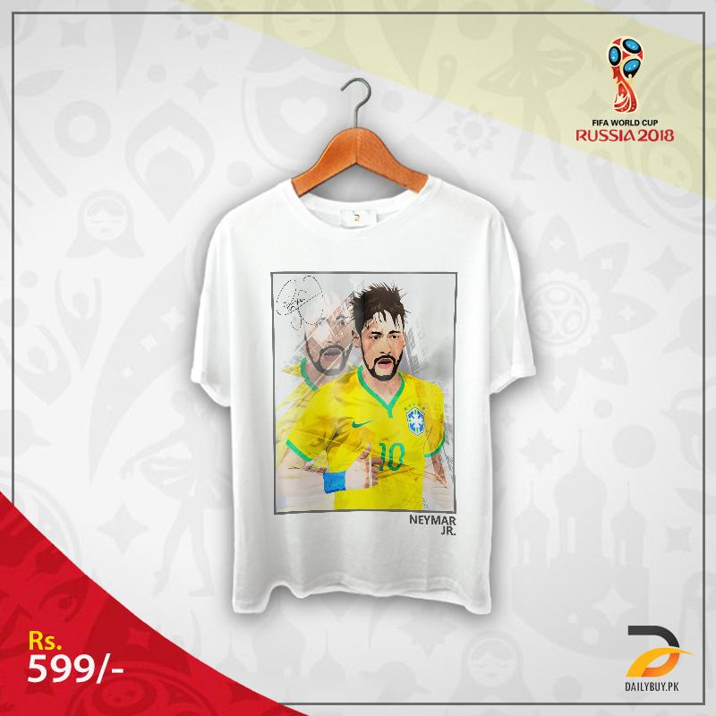 Neymar Junior Shirt