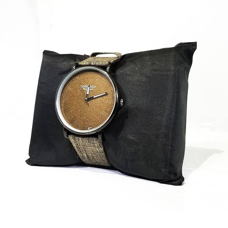 Longines Watch Dark Brown