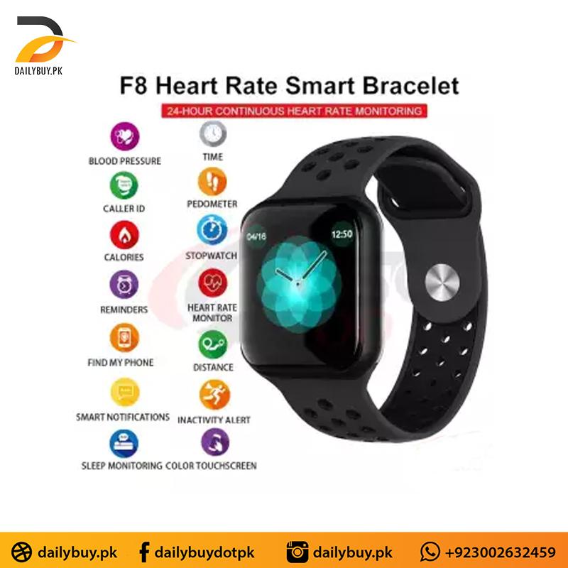 F8 Smart Watch