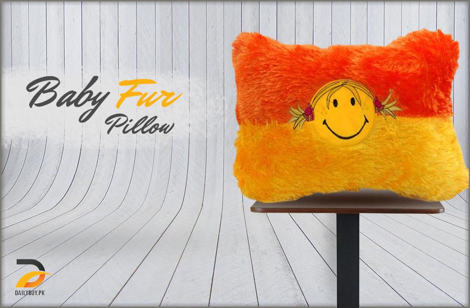 Baby Fur Pillow - BP02