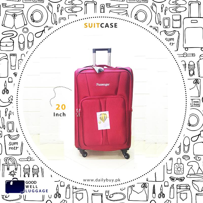 Passenger Suit Case Small