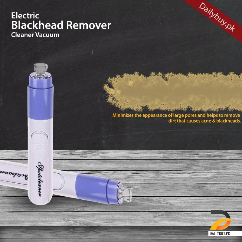 Electric Blackhead Remover Cleaner  Vacuum
