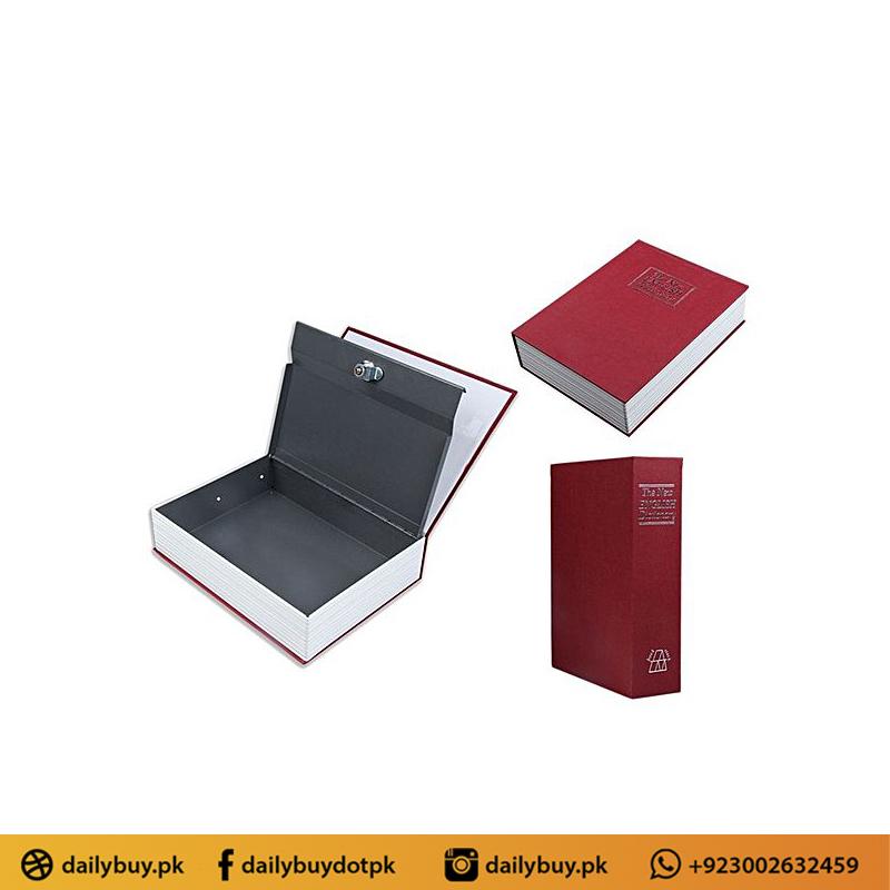 Book Safe Locker