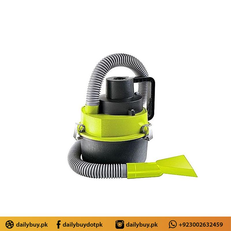 Wet & Dry Car Vacuum Cleaner
