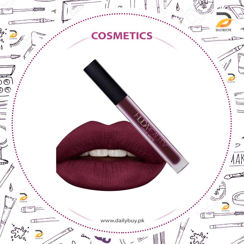 Huda Beauty - Liquid Matte Lipstick Famous