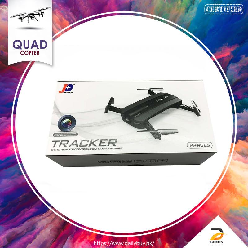 JXD 523W Tracker Foldable Mini Rc Drone