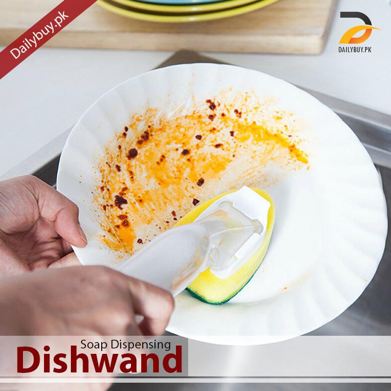 Dish Wand