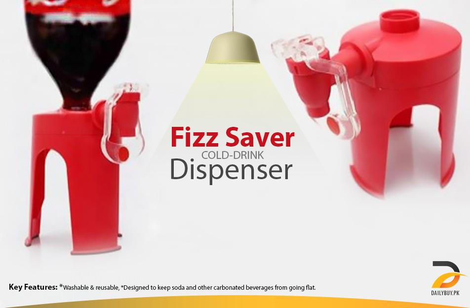 Fizz Saver Cold Drink & Water Dispenser