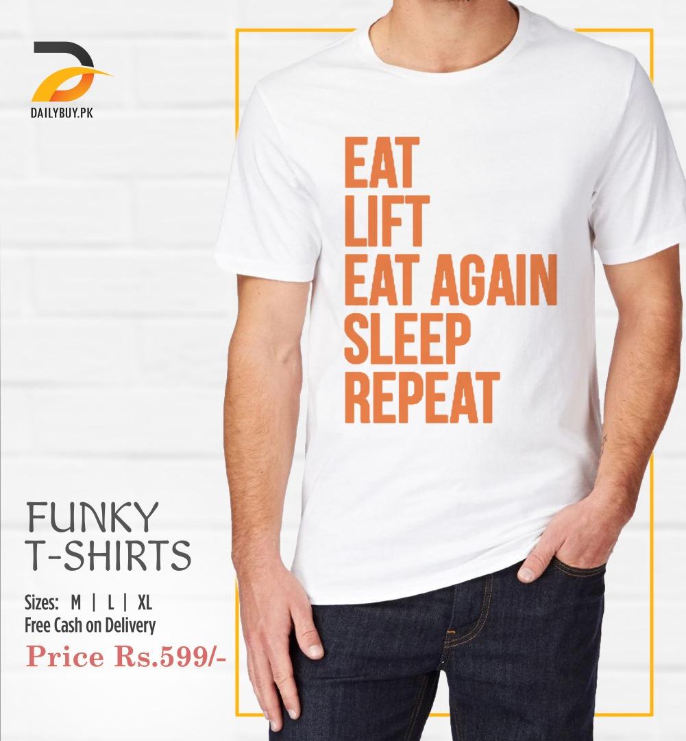 Eat Lift ( T Shirt )