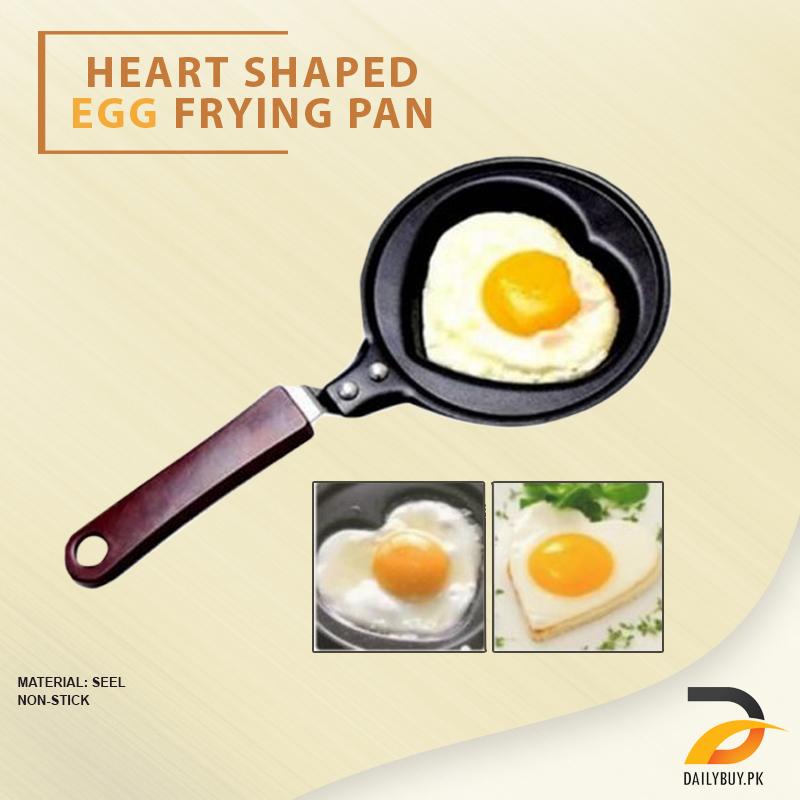 Heart Shaped Egg Frying Pan