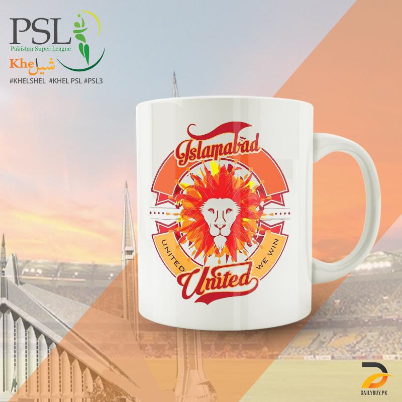 Islamabad United Mug