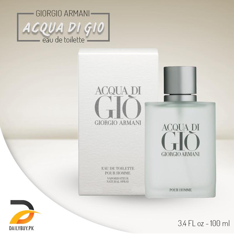 Acqua Di Gio For Him