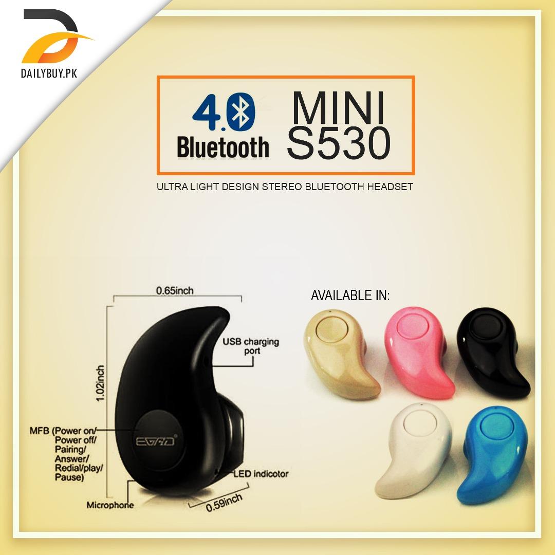 Mini S530 Bluetooth