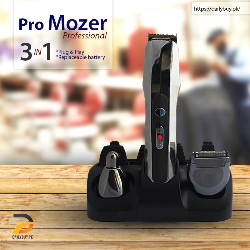 Pro Mozzer 3 In 1 Professional
