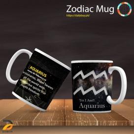 Zodiac Mug - Aquarius