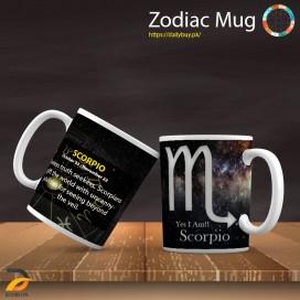 Zodiac Mug - Scorpio