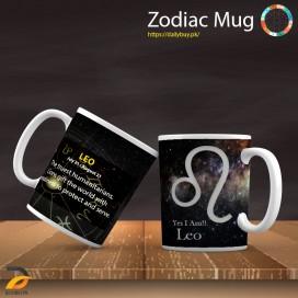 Zodiac Mug - Leo