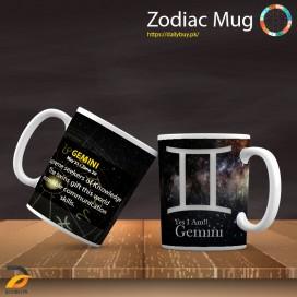 Zodiac Mug - Gemini