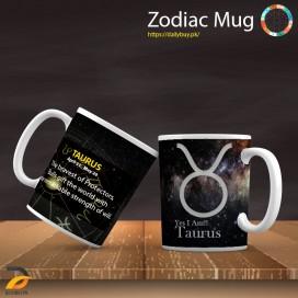 Zodiac Mugs - Taurus