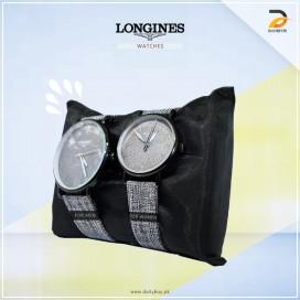 Longines Watch Black