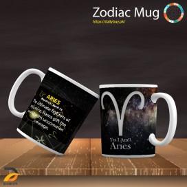 Zodiac Mug - Aries