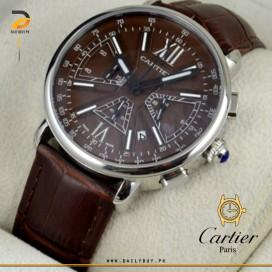 CARTIER CHRONOGRAPH 01