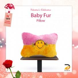 Baby Fur Pillow - BP0--4