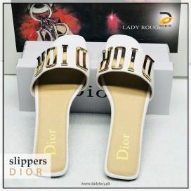 Dior slipper 02