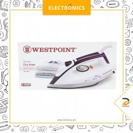 Westpoint Deluxe Dry Iron WF-2432 - White