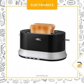 Anex AG-3017 - 2 Slice Toaster - Black