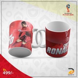 Cristiano Ronaldo Mug