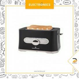Westpoint Deluxe 2 Slice Pop-Up Toaster - WF-2553