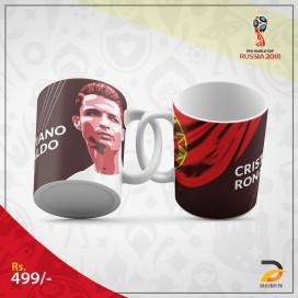 Cristiano Ronaldo Mugs