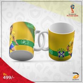 Neymar Mug
