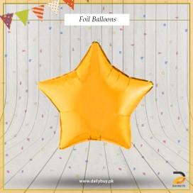 Star tFoil Balloon