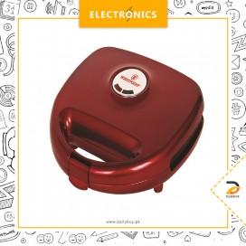 WF-633 - 2 Slice Sandwich Maker - Red