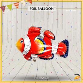 Nemo Fish Foil Balloon