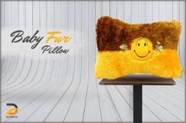 Baby Fur Pillow - BP03