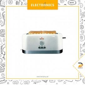 Westpoint WF-2528 - 4 Slice Toaster - Grey & White