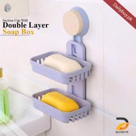 Double Soap Tray