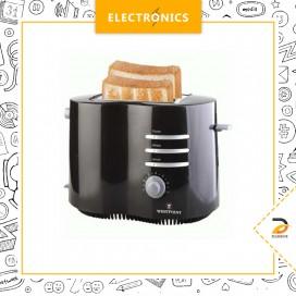Westpoint WF-2542 - 2 Slice Toaster - Black