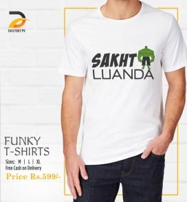 Sakht Luanda T-Shirt