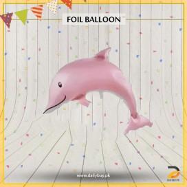 Dolphin Foil Balloon