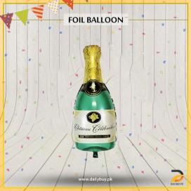 Champagne Foil Balloon