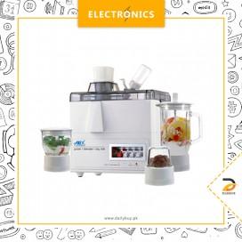 Anex AG-179 GL - Juice, Blender & Grinder - Wh